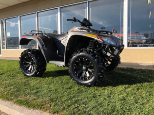 USED 2012 Arctic Cat 700 4X4 ATV