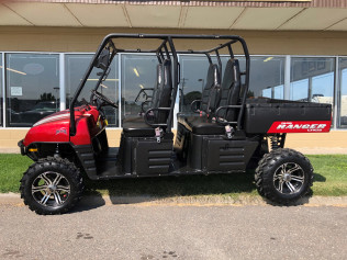 *SOLD*USED 2009 Polaris Ranger Crew Limited