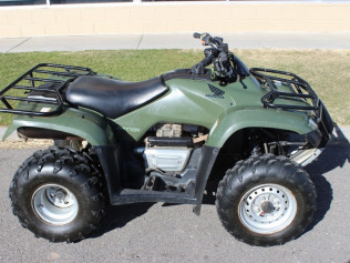 USED 2009 Honda 250 Recon