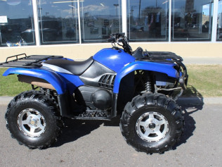USED 2009 Yamaha Grizzly 660 4X4